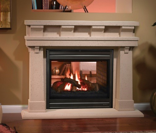 Natural Gas or Propane - | The Fireplace Gallery