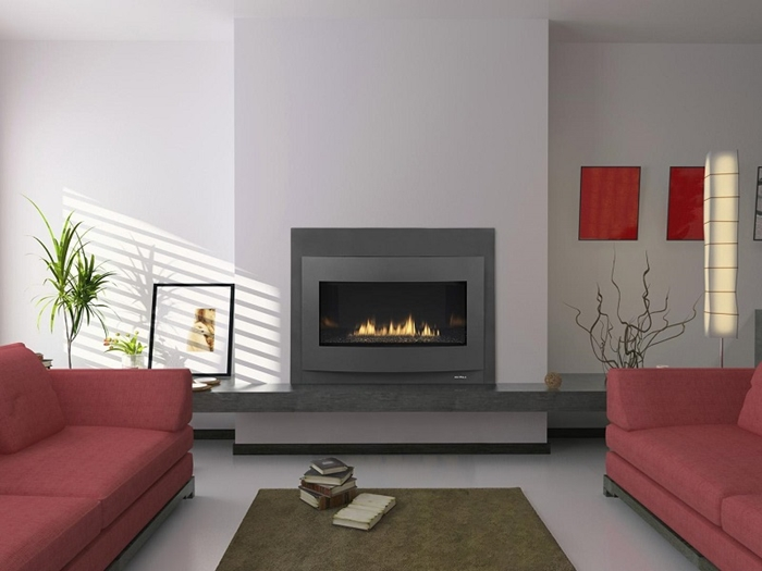 how to turn off heat n glo fireplace