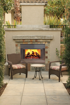 Outdoor Hearth Products The Fireplace Gallery