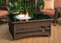 Outdoor GreatRoom - Naples Chat Table